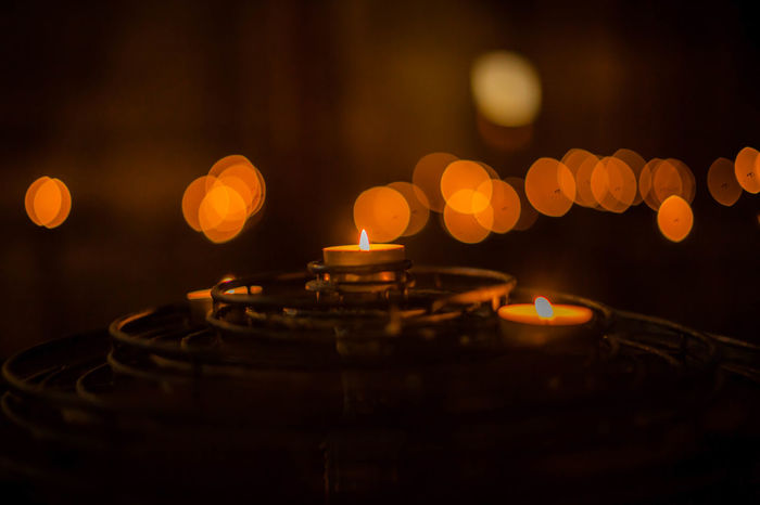Notre-Dame Church Candle Bokeh Canonphotography Canon Creative Light And Shadow Light Darkness And Light