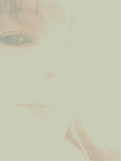 Glitch My Good Eye For Photography Suntanned EyeEm Eye Of A Vanished Human
