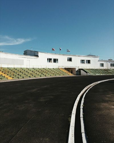 No People Architecture Day Stadium Stadium Atmosphere Stadion Stadium Architecture Stad