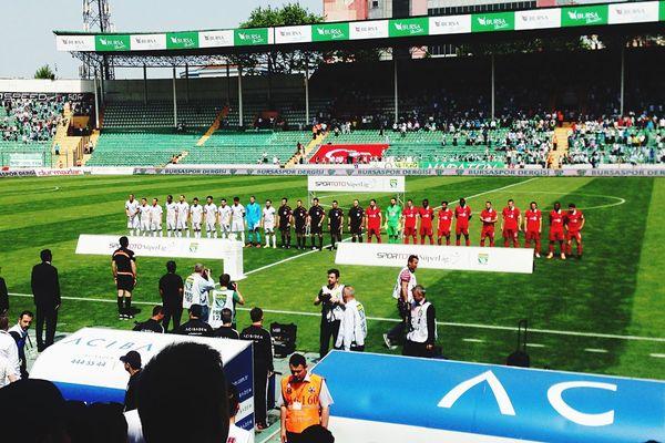My Hobby Bursa Football Soccer Bursaspor Turkey Match Game Football Stadium