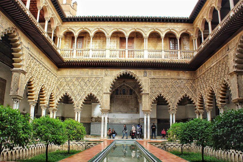 #Alcazar #Sevilla