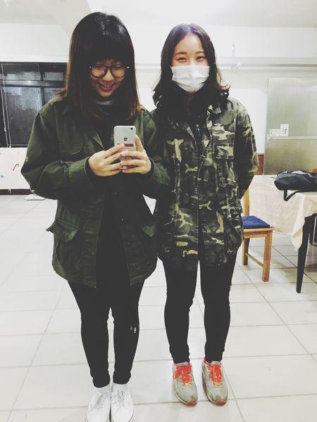 What a coincidence! Sisterhood ♥ Leeta