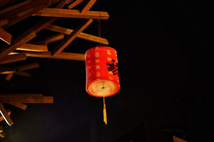 Illuminated Lantern City Hanging Red Chinese Lantern Festival Black Background Cultures Chinese Lantern Lighting Equipment Chinese Dragon Orange Color Chinese New Year Christmas Bauble Paper Lantern Chinese Language New Year Jack O Lantern Blessing Silhouette Dragon Marigold Chinese Culture Chinese Script New Year's Day Calligraphy Plum Blossom Chinatown Traditional Festival Decoration