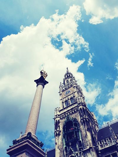 Skyline Munich