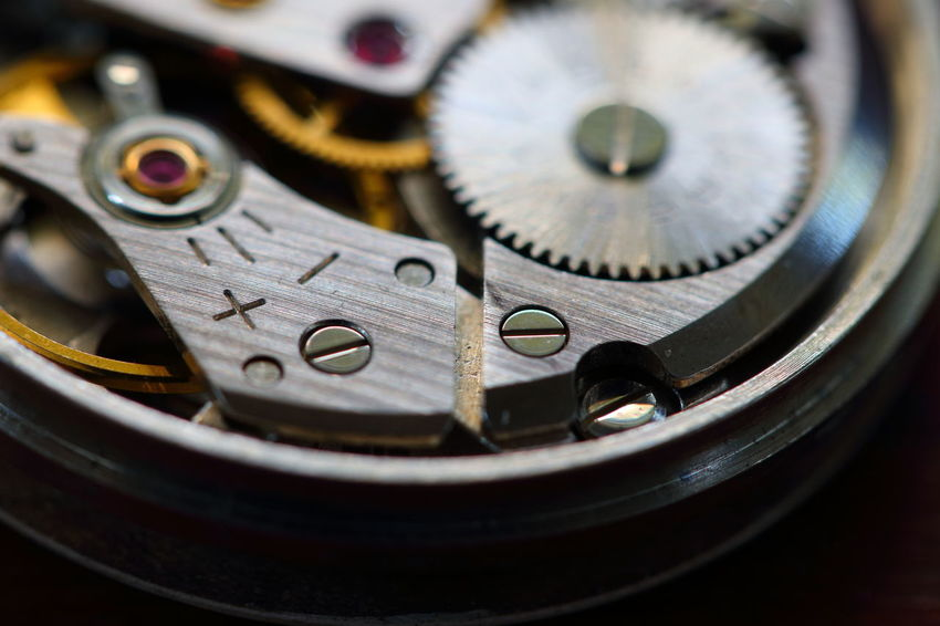 Accuracy Antique Backgrounds Clock Clockworks Close-up Cog Complexity Equipment Gear Indoors  Machine Part Machinery Metal Photography Themes Pocket Watch Retro Styled Selective Focus Shape Still Life Technology Time Vintage Watch Wheel