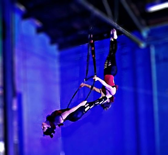 Capture The Moment Circus Aerial Arts Lyra