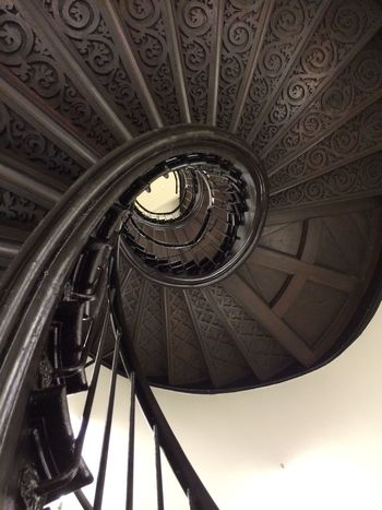 Historisches Museum Frankfurt Wendeltreppe Spiral Staircase Night At The Museum