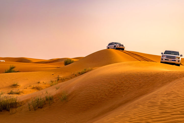 Desert Ride at the Golden Hour. Desert Dubai Golden Desert Landscape Desrt Safari Desrt Scenes Golden Hour Sand Dune EyeEmNewHere