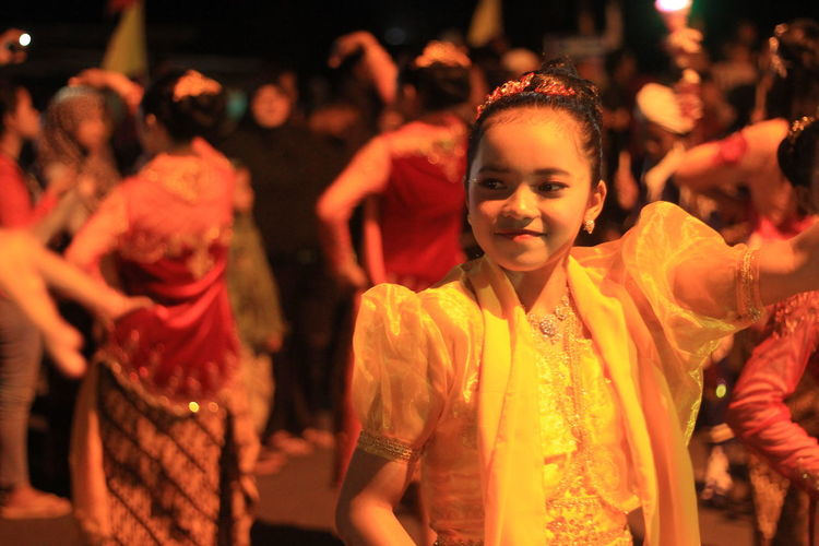 dancer child