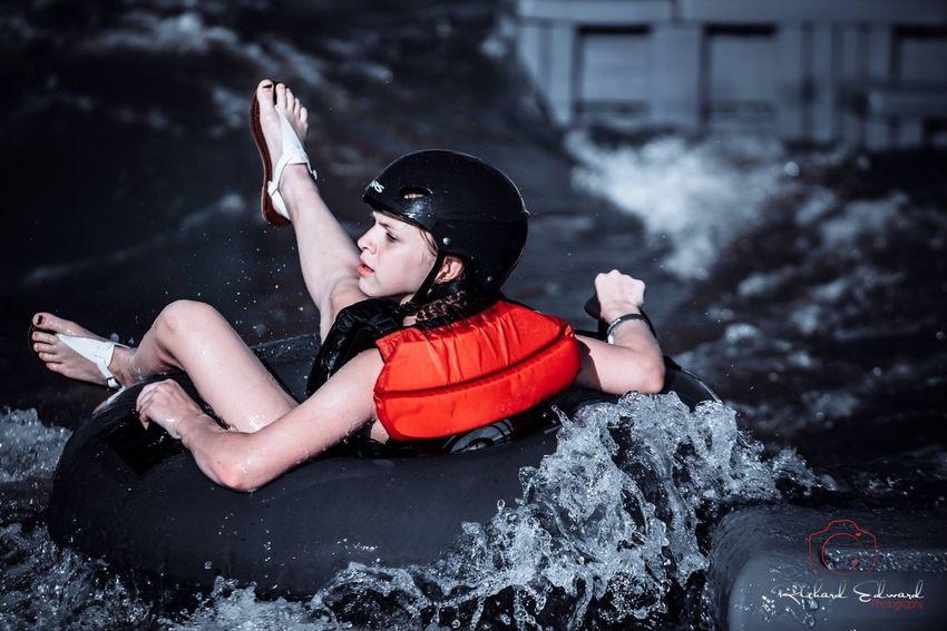 Nikonphotography Nikon Leisure Activity Water Nature Real People One Person Lifestyles Motion Splashing Fun River