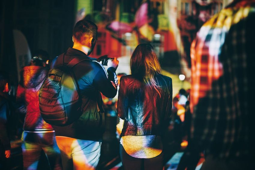 Nightphotography Colors Colorful Colours Streetphotography People Multi Colored Close-up The Traveler - 2018 EyeEm Awards The Street Photographer - 2018 EyeEm Awards The Photojournalist - 2018 EyeEm Awards