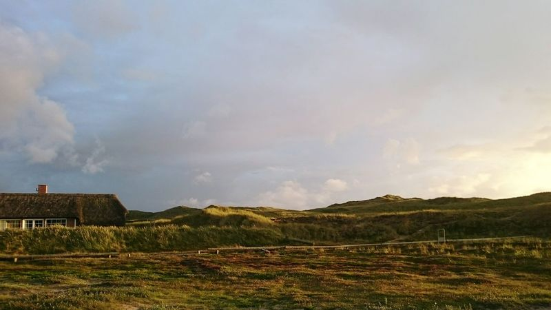 Cloud - Sky No People Landscape Outdoors Nature Grass Rural Scene Beauty In Nature Sky Day