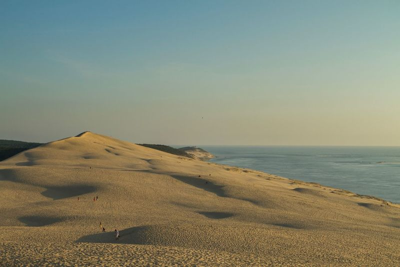 The Pilat dune,