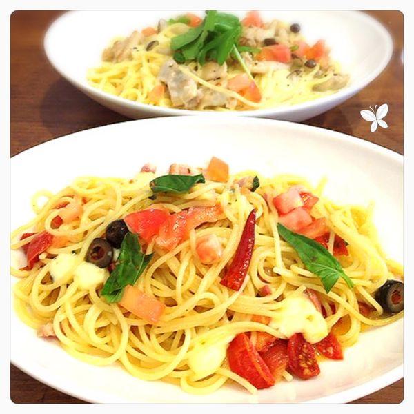 Pasta パスタ スパゲッティ Yummy In My Mouf Lunch