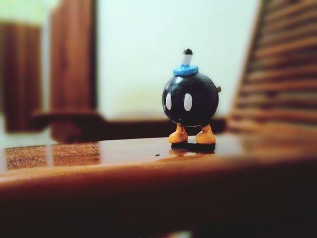 Little bomberman with dof Depth Of Field Zenfone5 Zenfonecam Bomberman
