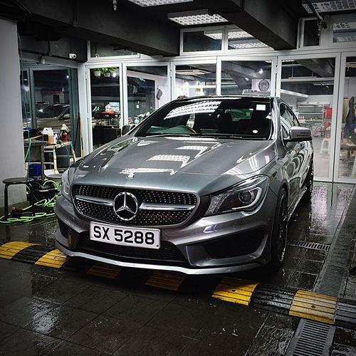Unicon Pro Shop Auto Beauty Mercedes Benz Mercedes Benz CLA