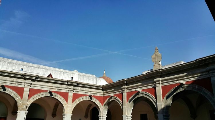 Convento San Agustín Salamanca Sky Old Buildings