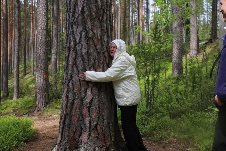 Protecting Where We Play Grandma brought me to nature's wonders