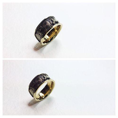 My Made Ring .『 協和音 : Harmonics 』 Brass Version