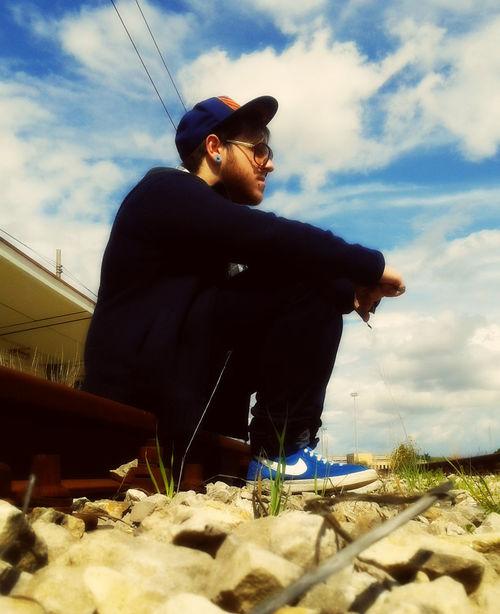 #sole #celo #nuvole