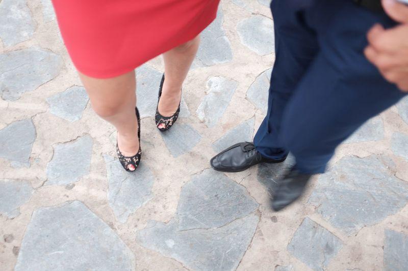 EyeEm Selects Dancing Feet Wedding