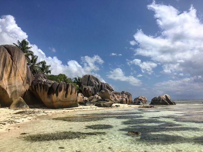 Seychelles Beach Paradise Island