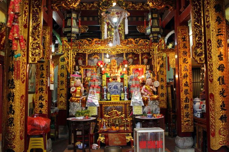 Hindu temple Hang Buom street, Hn, Vietnam First Eyeem Photo