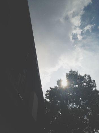 Beautiful Sky My House Eye4photography