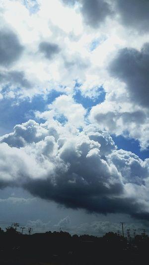 Clouds And Sky Cloud9 HoustonTX GalvestonTexas