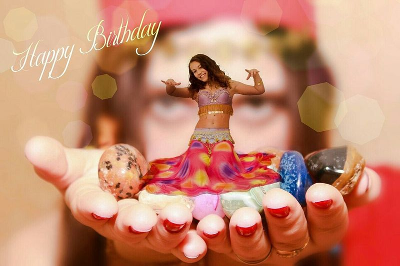 Special gift for the birthday girls & guys of May ! Fairytales & Dreams Creative Power Good Time Love Love & Light The Birthdayparty S