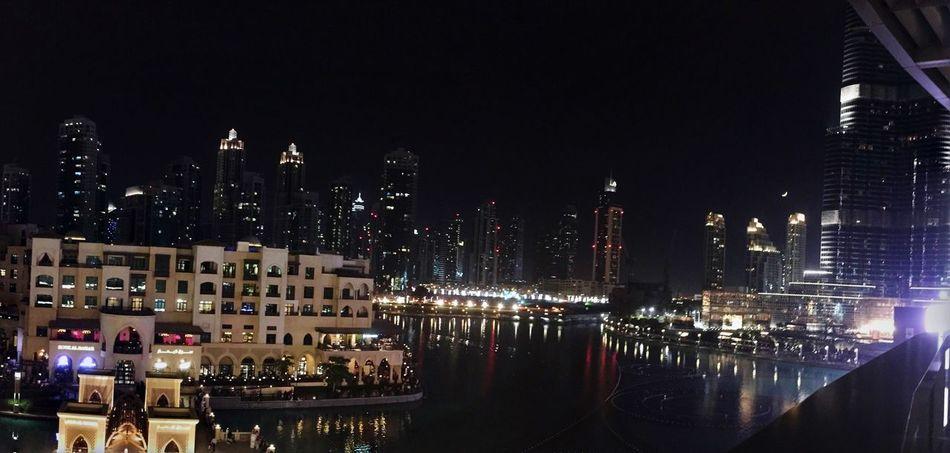 Dubai DubaiMall Dubai Fountain First Eyeem Photo