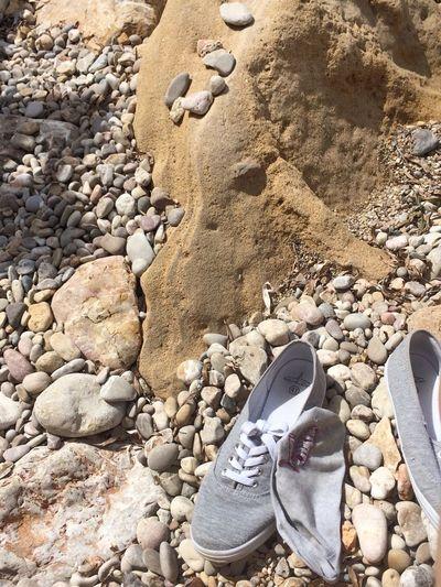 MallorcaPebbles Pebbles Pebble Beach Pebbles And Stones Pebbles Beach Pebbles On A Beach Pebbles Pattern Pebblebeach Shoe Sock Shoe And Sock A Bird's Eye View