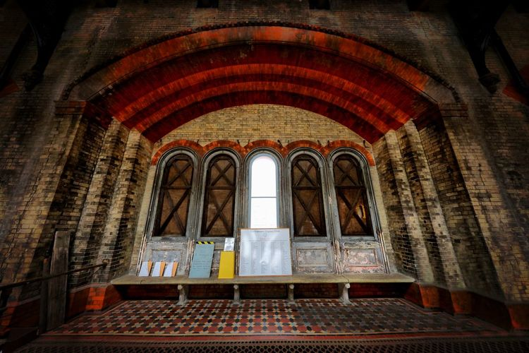 Crossness Pumping Station Architecture Built Structure Arch Indoors  Building Religion Spirituality