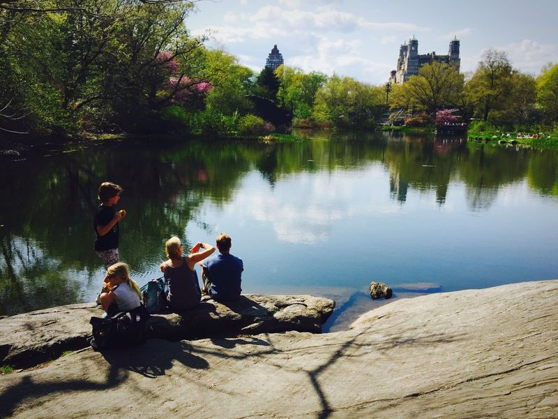 Central Park Sunday Afternoon Family Matters NYC Parks New York City