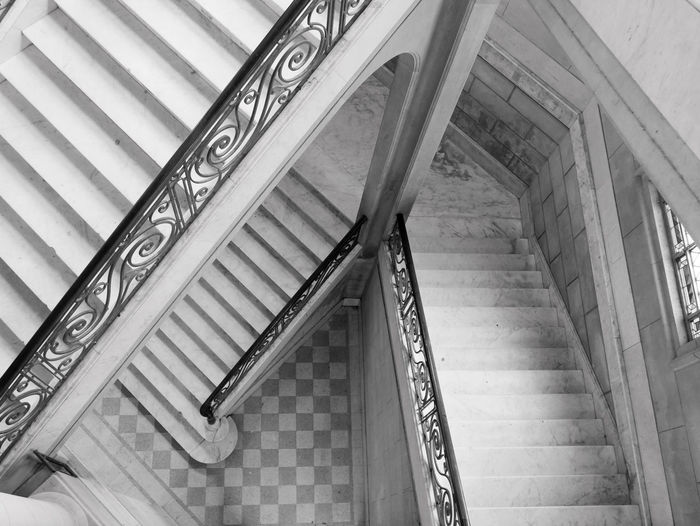 Architecture Blackandwhite Photography Buildings Geometric Highcontrast Marble Noir Stairs Urban Geometry