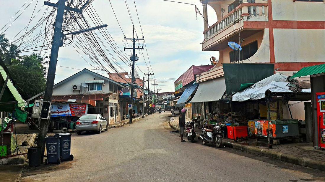Pak Nam Lang Suan Village Chumphon Chumphon Day House Outdoors Pak Nam Lang Suan Thailand Village View