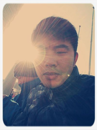 一抹阳光。。 I See It.