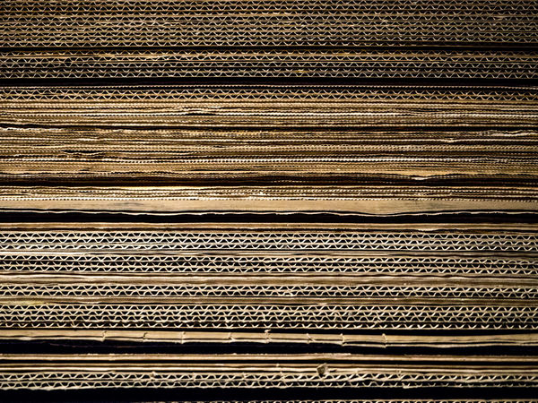 The stack of cardboard Box Cardboard Box Edge Industry Lines Patten Background Brown Cardboard Cardboard Background Carton Factory Material Package Padkaging Paper Pile Stack Of Cardboard Boxes Stacked Storage Texture