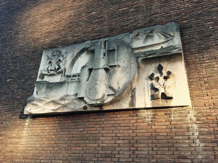Plaque Rotterdam Vscocam