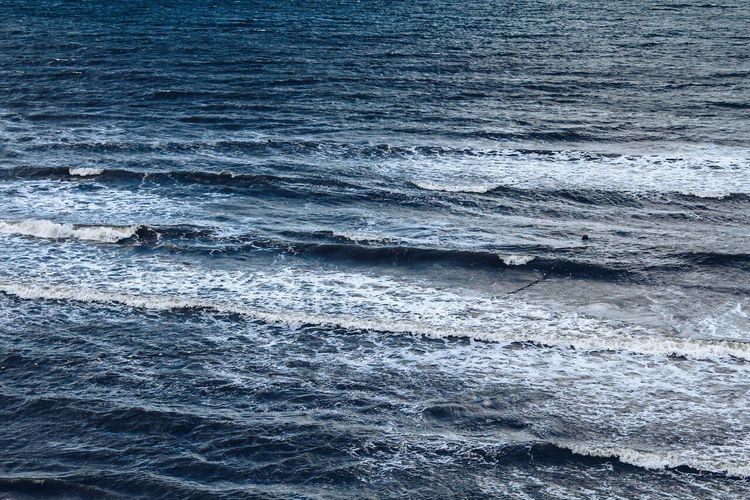 After The Storm Dark Sea Nature Sea Water Wave Waves