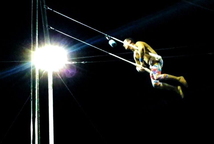 RePicture Masculinity Check This Out Hanging Out Trapeze Artist