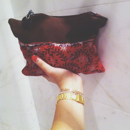 new Twinset clutch ❤️