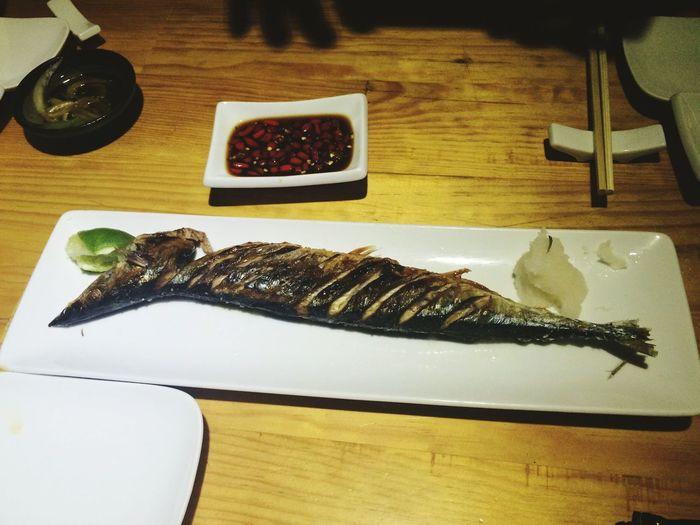 Fishy in my