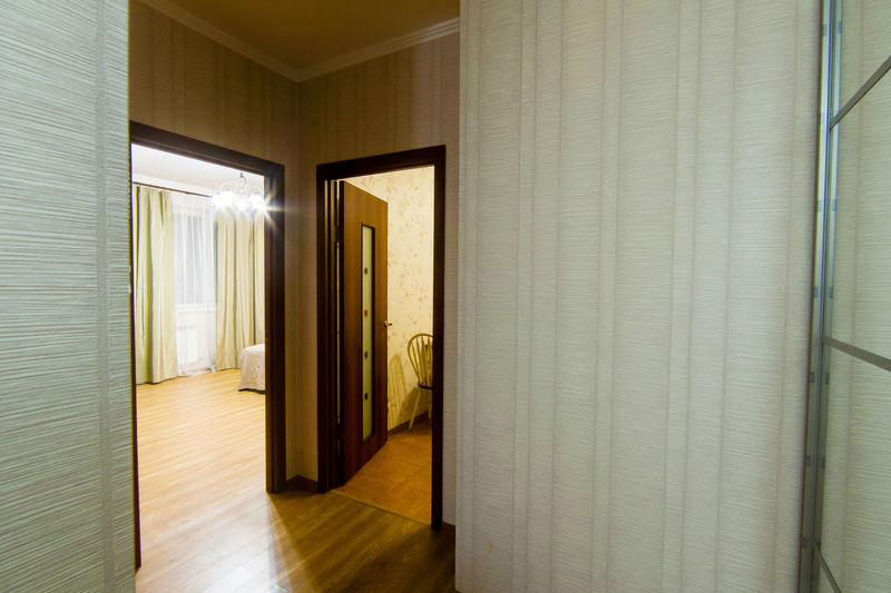 Door Indoors  Entrance Home Interior Arcade Architecture Corridor Domestic Room Flooring Building Wood No People Hardwood Floor Open Empty Built Structure Wood - Material Home Showcase Interior Absence Wall - Building Feature Modern Luxury Apartment