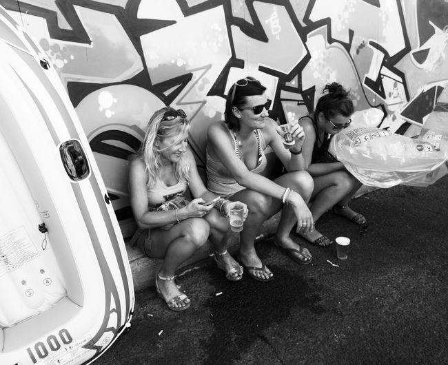 Streetphoto_bw Noir Et Blanc SETE Stree Photography