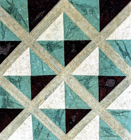 Geometric frescos in Monte Uliveto, year 1495, Italy Abstract Art Artist Backgrounds Close-up Design Detail Fresco Full Frame Geometric Geometric Shape Geometric Shapes Italy Ornate Painting Pattern Patterned Repetition Shape Siena Square Shape Textured  Tuscany
