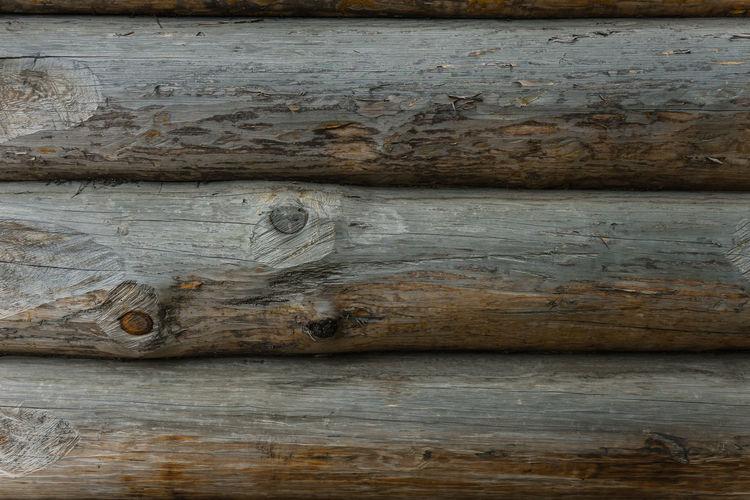 Full frame shot of old wooden plank