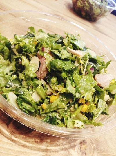 CRISP SALAD WORKS Salad 麻布十番 Lunch