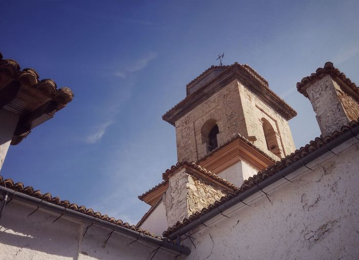 House Architecture Eye4photography  My Perspective Church Roof Typical Spanish in Xativa , SPAIN España