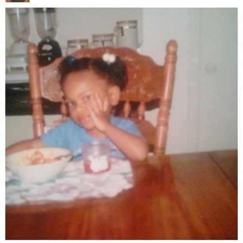 Lawdy my baby days
